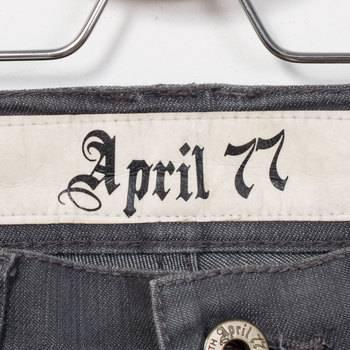 бирка Джинсы  April77