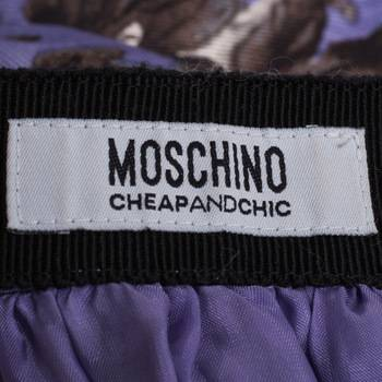 бирка Юбка  Moschino Cheap and Chic