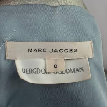 бирка Кожаная куртка Marc Jacobs