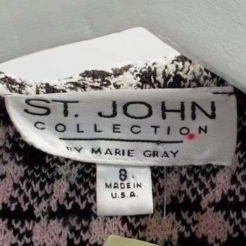 бирка Пальто   St. John