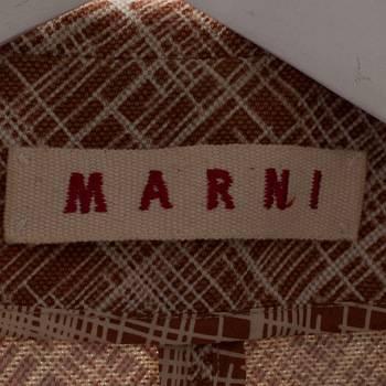 бирка Пальто  Marni