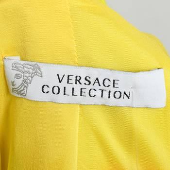 бирка Тренч  Versace