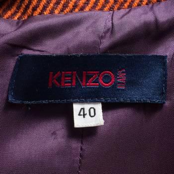 бирка Пальто  Kenzo Jeans