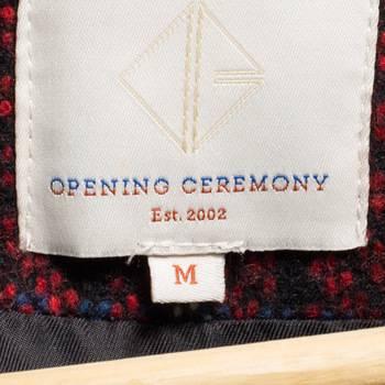 бирка Пальто  Opening Ceremony