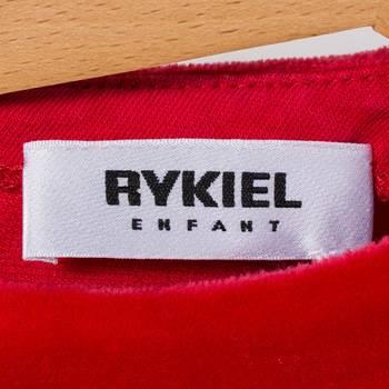 бирка Платье  Rykiel Enfant