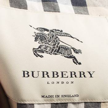 бирка Тренч  Burberry Prorsum