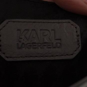 бирка Сумка  Karl Lagerfeld