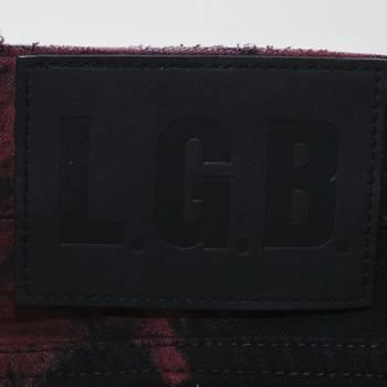бирка Брюки  L.G.B.