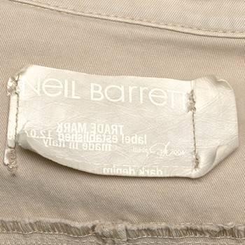 бирка Куртка Neil Barrett