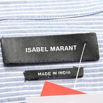 бирка Рубашка Isabel Marant