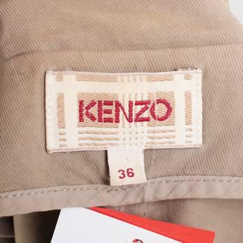 бирка Куртка Kenzo