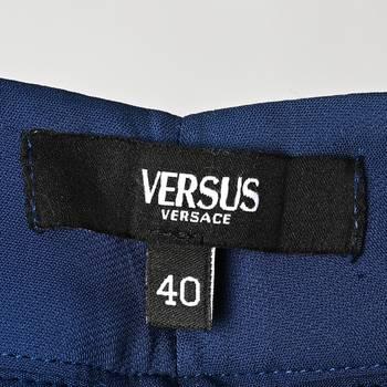 бирка Брюки Versus Versace