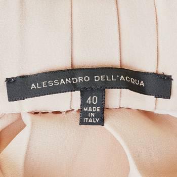 бирка Платье Alessandro Dell'acqua