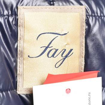 бирка Пальто Fay