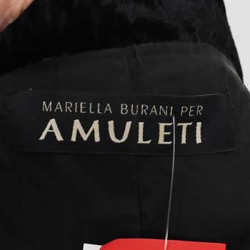 бирка Пиджак Amuleti x Mariella Burani