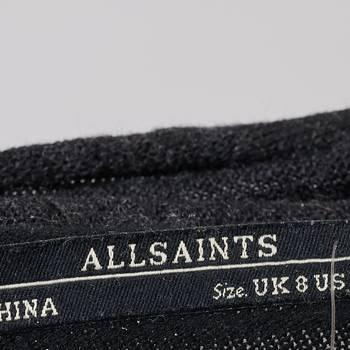 бирка Платье All Saints