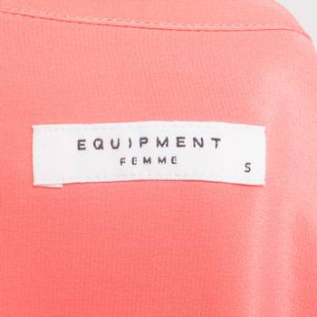бирка Блуза  Equipment