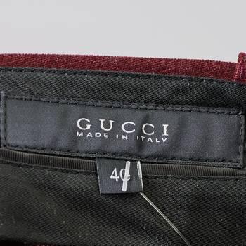 бирка Шорты Gucci