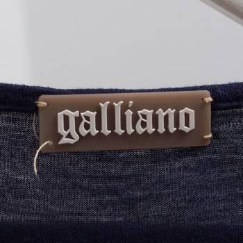 бирка Топ  Galliano