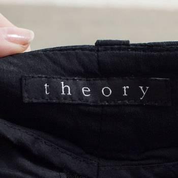 бирка Брюки  Theory