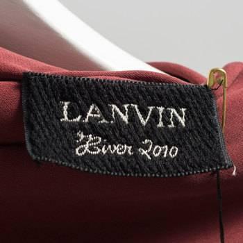 бирка Топ  Lanvin