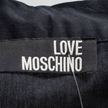 бирка Рубашка  Love Moschino
