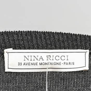 бирка Джемпер Nina Ricci