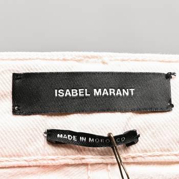 бирка Джинсы Isabel Marant