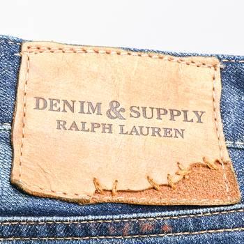 бирка Джинсы  Denim & Supply by Ralph Lauren
