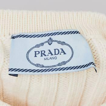 бирка Платье Prada