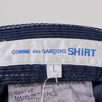 бирка Брюки Comme des Garcons SHIRT