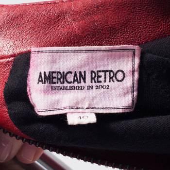 бирка Платье  American Retro