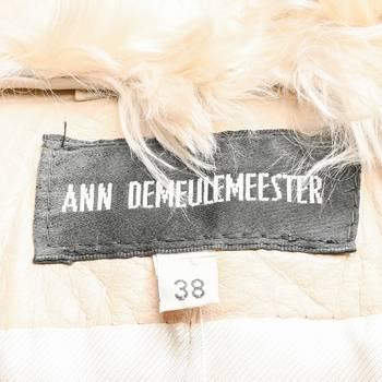 бирка Куртка Ann Demeulemeester