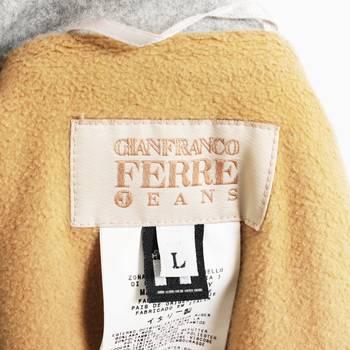 бирка Пальто Gianfranco Ferre