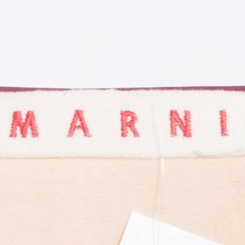бирка Рубашка Marni