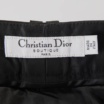 бирка Брюки Christian Dior
