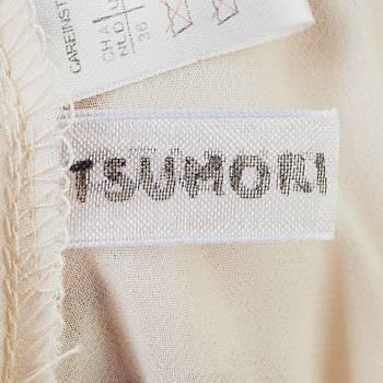 бирка Платье Tsumori Chisato