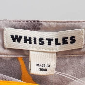 бирка Блуза  Whistles