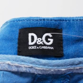 бирка Брюки  Dolce & Gabbana