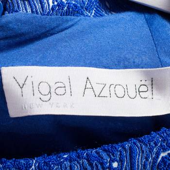 бирка Платье  Yigal Azrouel