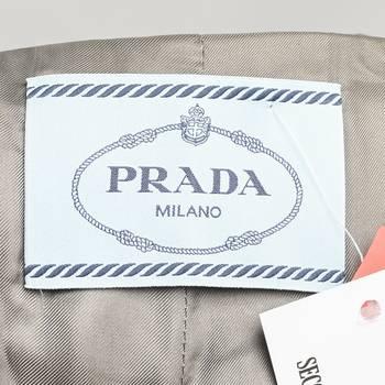 бирка Тренч  Prada