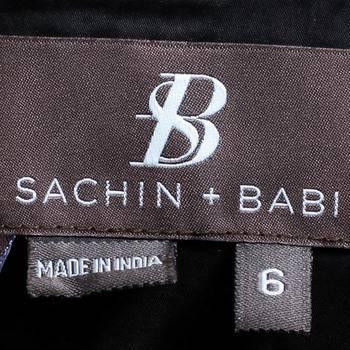 бирка Платье  Sachin + Babi