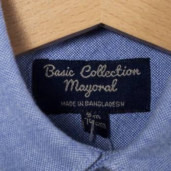 бирка Рубашка  Mayoral