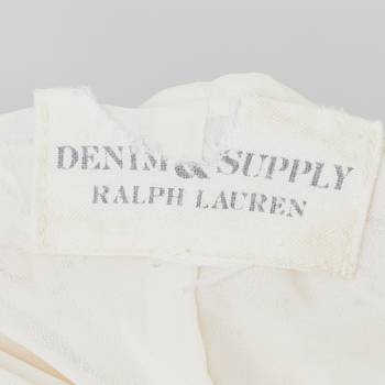 бирка Комбинезон Denim & Supply by Ralph Lauren