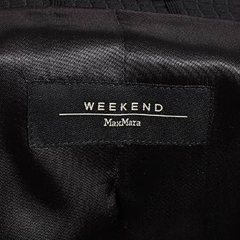бирка Жакет  Weekend Max Mara