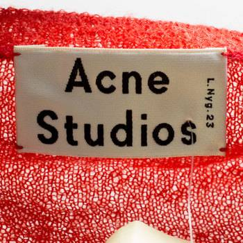 бирка Джемпер-платье  Acne Studios