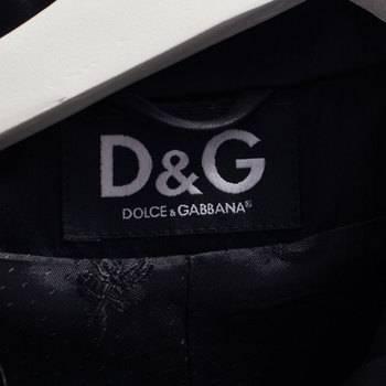 бирка Пиджак  D&G