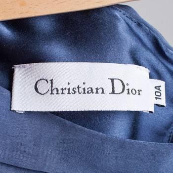 бирка Платье  Christian Dior