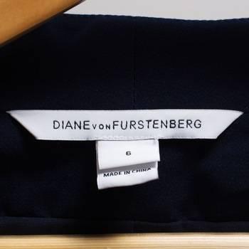 бирка Жакет  Diane von Furstenberg