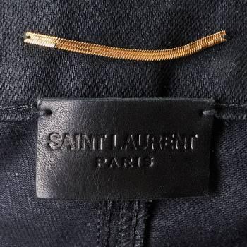 бирка Джинсы Saint Laurent